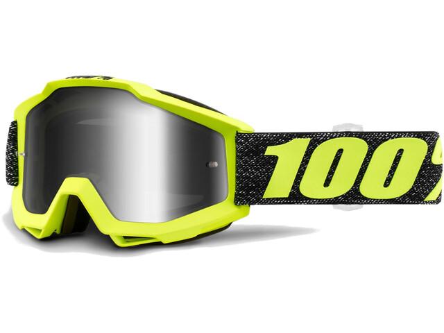 100% Accuri Anti Fog Mirror Goggles Tresse